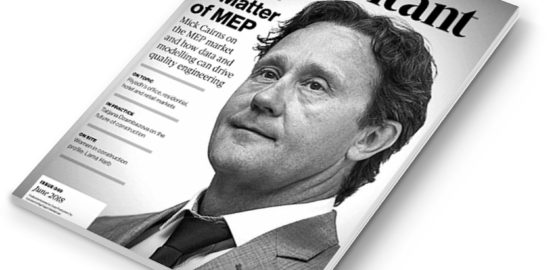 Mick Cairns interviewed in Middle East Consultant magazine