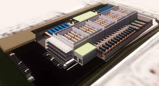 South African Data Centre