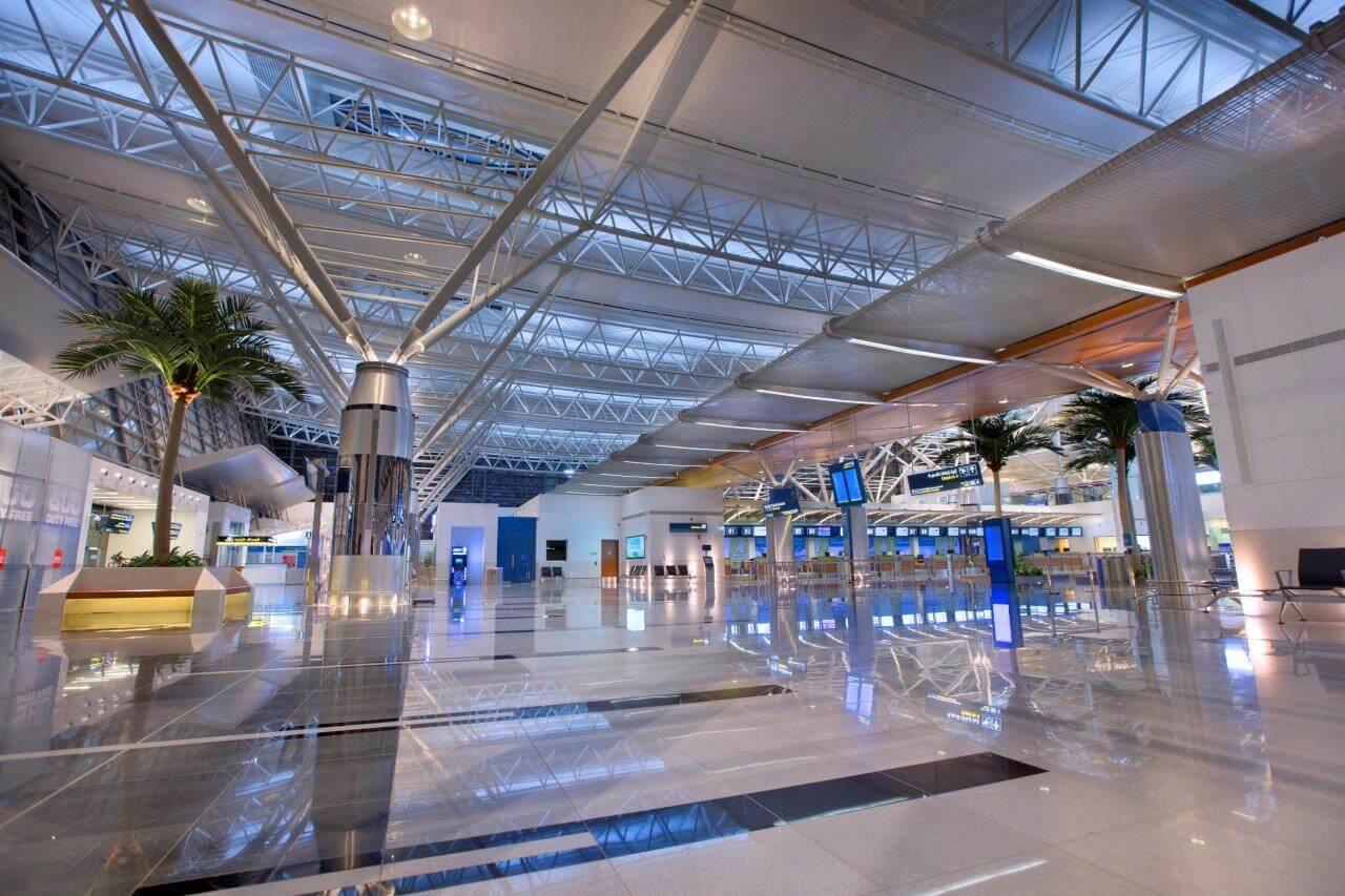 Oman Regional Airports | Black & White Engineering