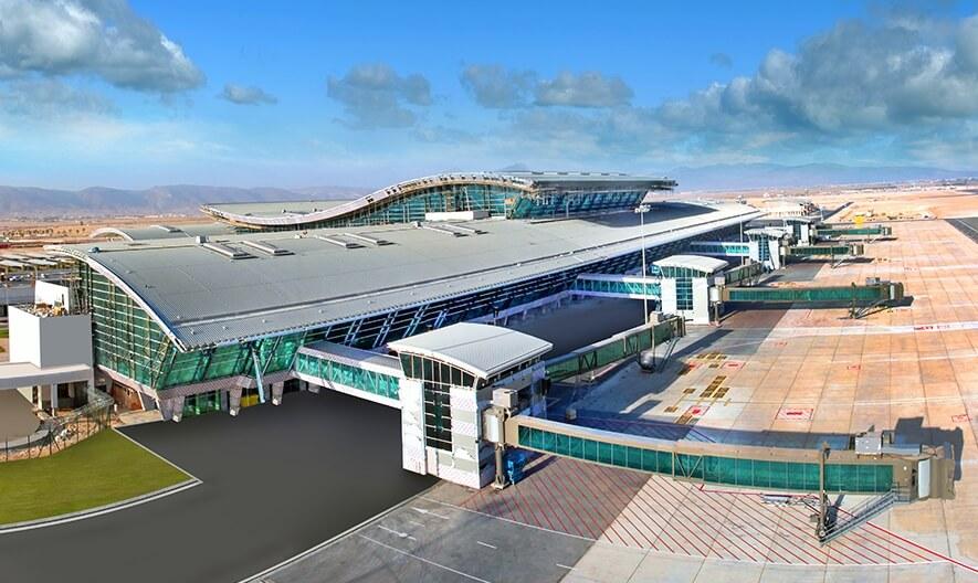 Oman Regional Airports   Black & White Engineering
