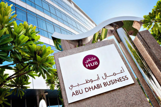 Abu Dhabi Business Hub