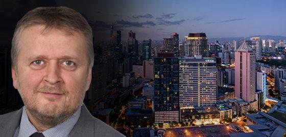 Brian Dryburgh Relocates to Manila
