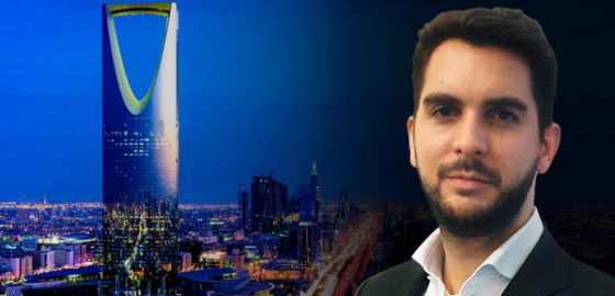 Damien Ricq Relocates to Riyadh