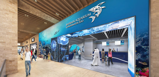 World-Class Aquarium planned for Bahrain