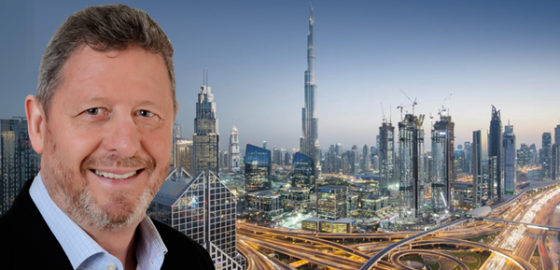 Barry joins our Dubai office
