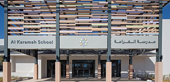 Continued Success for Al Karamah School